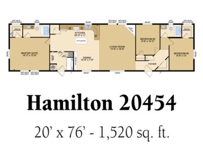 Hamilton 20454