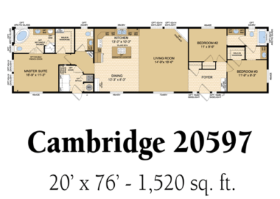 Cambridge 20597