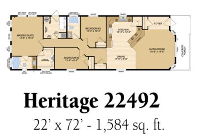 Heritage 22492
