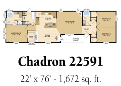 Chadron 22591