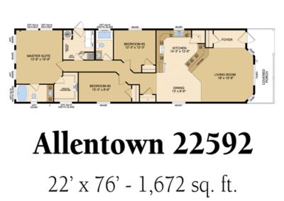 Allentown 22592