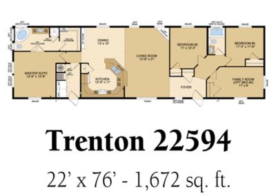 Trenton 22594