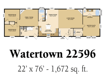 Watertown 22596
