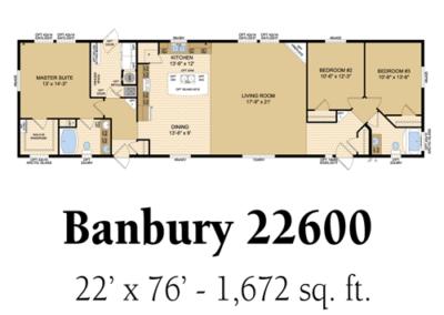 Banbury 22600