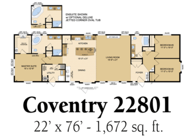 Coventry 22801