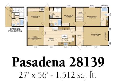 Pasadena 28139