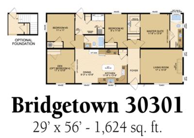 Bridgetown 30301