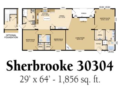 Sherbrooke 30304
