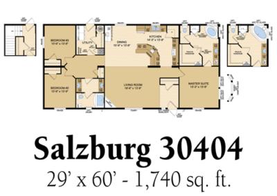 Salzburg 30404