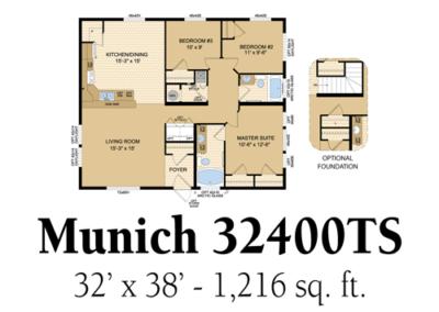 Munich 32400TS