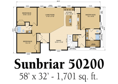 Sunbriar 50200