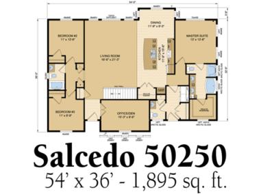 Salcedo 50250
