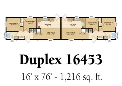 Duplex 16453