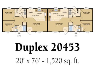 Duplex 20453