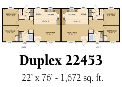 Duplex 22453