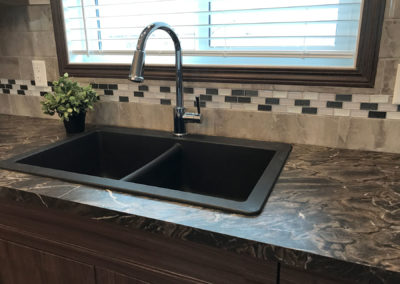 Black Anthracite Sink