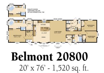 Belmont 20800