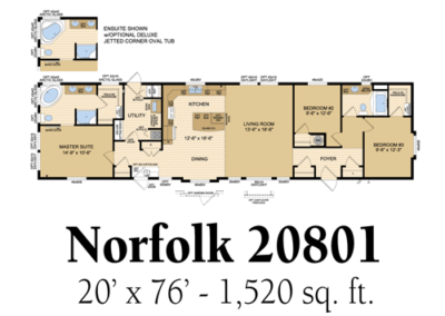 Norfolk 20801