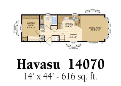 Havasu 14070