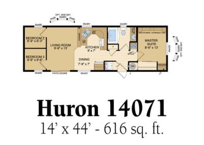 Huron 14071
