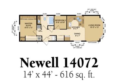 Newell 14072