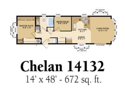 Chelan 14132
