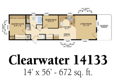 Clearwater 14133