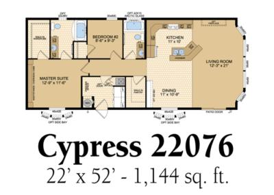 Cypress 22076