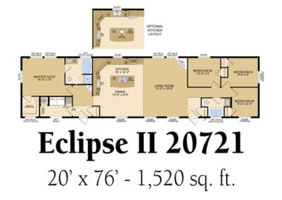 Eclipse II 20721