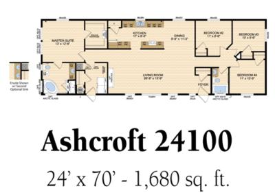 Ashcroft 24100
