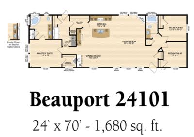 Beauport 24101