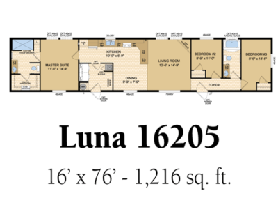 Luna 16205