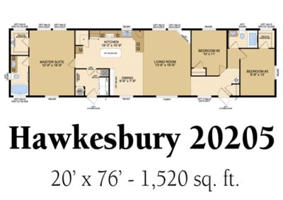 Hawkesbury 20205